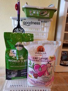 new kitten litter supplies | Goodness for Pets