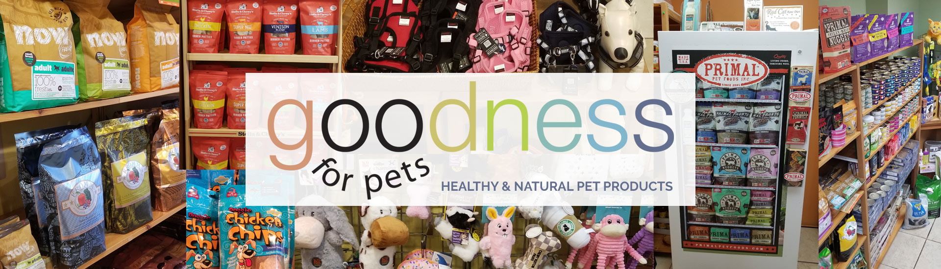 Goodness for Pets Naples Natural Pet Food and Supply Store