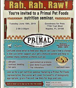 Pet food, pet nutrition