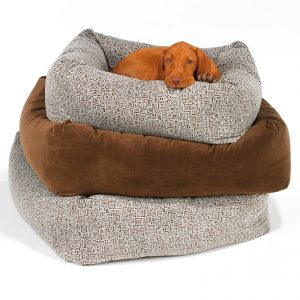 Dog Bed, Bolster Bed, Orthopedic, Pet Store, Pet Shop, Per Boutique | Goodness for Pets