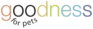 Goodness for Pets Logo