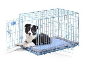 New Puppy Checklist, Dog Crate, Dog Safety Barriers | Goodness For Pets