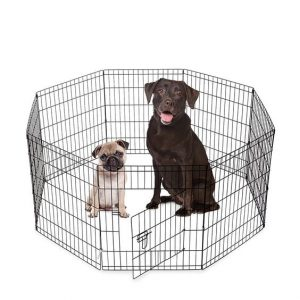 New Puppy Checklist, Dog Exercise Pen, Dog Safety Barriers | Goodness For Pets